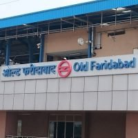 Faridabad_Old_metro_station